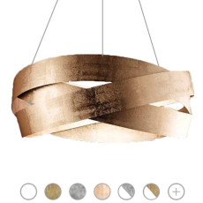 Marchetti Pura Pendant lamp 6 luci Ø100cm Various Colors