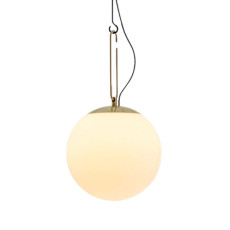 Artemide Pendant lamp Nh 35 1 Light E27 Ø 35 cm Dimmable