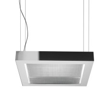 Artemide suspension lamp Altrove LED 80W L 60 cm dimmable