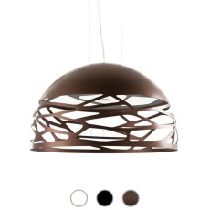 Studio Italia Design Pendant lamp Kelly Medium 3 lights E27 Ø 60 cm
