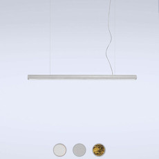 Marchetti suspension lamp Materica Stick LED 15W L 100 cm