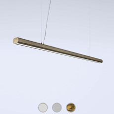Marchetti suspension lamp Materica Stick LED 23W L 150 cm