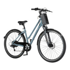E-City Bike Askoll eB4 Unisex removable battery 6 speed transmission 80 km autonomy