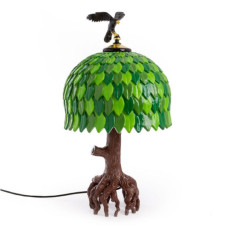 Seletti Table lamp Tiffany Tree Lamp LED H 73 cm dimmable