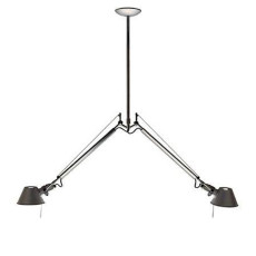 Artemide Tolomeo Pendant lamp  L150 2 lights