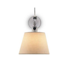 Artemide Tolomeo Applique ø Lampshade 24cm 1 lights different colors