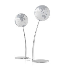Atmosphere Stem Reflection Map of the world Ø 30 cm 1 Light 18W