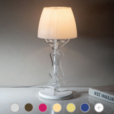 Vesta Design Table lamp Lady Piccola 1 luce E14 H 31 cm