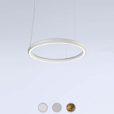 Marchetti suspension lamp Materica Circle dw LED 45W Ø 60 cm