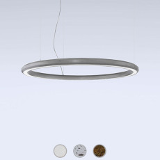 Marchetti suspension lamp Materica Circle dw LED 68W Ø 90 cm