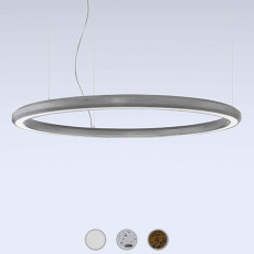 Marchetti suspension lamp Materica Circle dw LED 90W Ø 120 cm