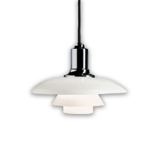 Louis Poulsen Pendant lamp PH 2/1 1 light E27 Ø 20 cm
