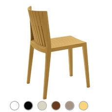 Vondom chair Spritz L 48 cm, Stackable, also for outdoor use