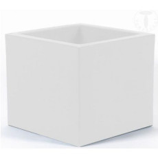 Planter vase Indoor / Outdoor Tomasucci L 40 cm Kubo 40