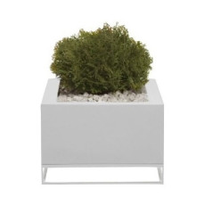 Vondom Planters bright Smart wireless LED RGBW on battery Vela Land L 60 cm