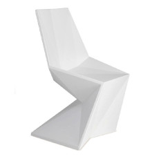 Vondom Chair bright Smart wireless LED RGBW on battery Vertex L 53 cm