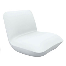 Vondom Armchair bright Smart wireless LED RGBW on battery Pillow L 82 cm