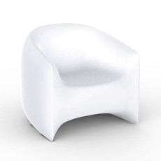 Vondom Armchair bright Smart wireless LED RGBW on battery Blow L 90 cm