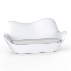 Vondom Sofa bright Smart wireless LED RGBW on battery Sabinas L 206 cm