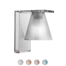 Kartell Wall lamp Light-Air 1 luce E14 L 14 cm