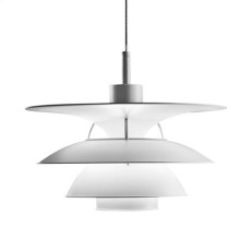 Louis Poulsen Pendant lamp PH 5-4½ 1 light E27 Ø 46,6 cm