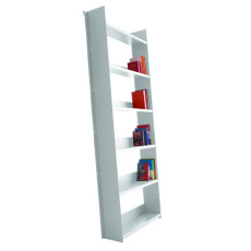Danese Milano Gran Livorno 5° Wall Library Inclined H 210 cm