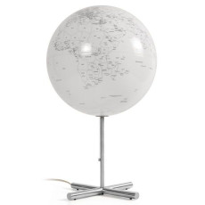 Atmosphere Globe Lamp Map of the world Ø 30 cm 1 Light 18W