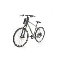 E-City Bike Askoll eB5 for Man 7-speed removable battery change range 90 km