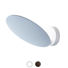 Studio Italia Design Wall lamp Puzzle Single Round LED 17W Ø 19 cm