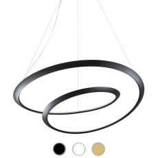 Nemo suspension lamp Kepler Minor LED 77W Ø 84 cm