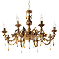 Crystal Chandelier 531 Ciciriello 8 Lights Ø 84 cm