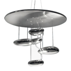 Artemide Mercury Mini Suspension ø70 1Light dimmable