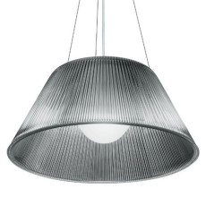 Flos Pendant lamp Romeo Moon S2 1 Light Ø 50 cm