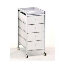 Tomasucci Baldo chest of drawers with wheels 4 / C H 71 cm