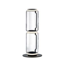 Flos Stand Noctambule 2 Low Cylinders Small Base H Module 45 cm LED 27 W H 95 cm
