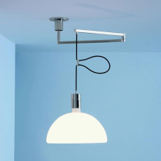 Nemo Suspension lamp AS41C 1 luce E27 QT-32 Ø 40 cm