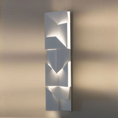 Nemo Wall Shadows long Wall lamps LED 21W H 120 cm