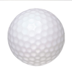 Lamp with rechargeable battery float Smart & Green Golfball LED RGB + WHITE