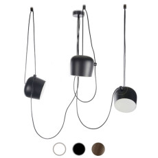 Flos Suspension lamp Aim 3 luci LED 48W Ø 24.3 cm