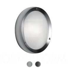 Artemide wall / ceiling lamp Niki 1 luce E27 Ø 31.2 cm Outdoor for Garden