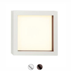 Gibas wall / ceiling lamp Valencia LED 18W L 30x30 cm