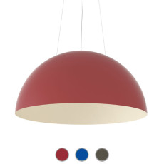 Slide suspension lamp Elios E27