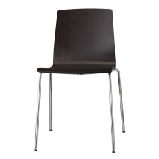 Scab Chair Alice Wood Chairs stackable