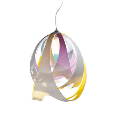 Slamp Goccia TETRA Suspension 30x43 cm 1 Light E27