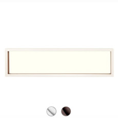 Gibas wall / ceiling lamp Valencia LED 36W L 120 cm