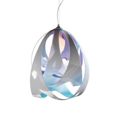 Slamp Suspension Goccia OPAL 1 Light E27 Ø 30 cm