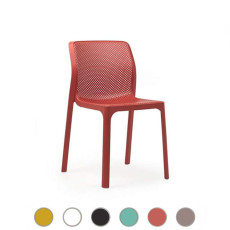 Nardi stackable chair BIT H 84 cm For indoor and outdoor use