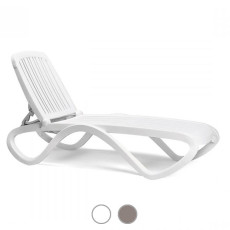 Nardi Sunbed Tropico L 170/194,5 cm Stackable and reclining Outdoor