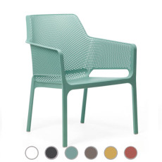 Nardi Armchair Net Relax L 67 cm stackable Outdoor and Garden
