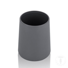 Tomasucci Toothbrush holder Ø 6,5/8 cm in ABS Cris